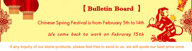 YEYANG Stone Group Spring Festival Bulletin Board _副本